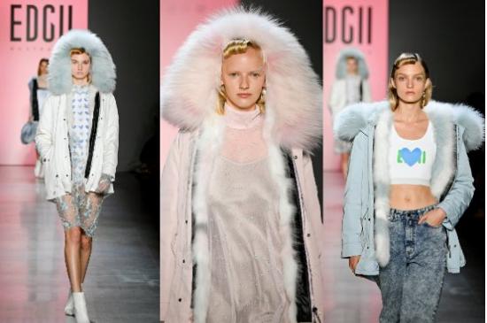 澳洲轻奢品牌EDGII点燃纽约时装
