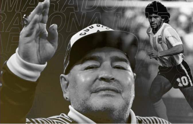 <b>【突发】多家阿根廷媒体:马拉多纳抢救无效死亡,享年60岁</b>