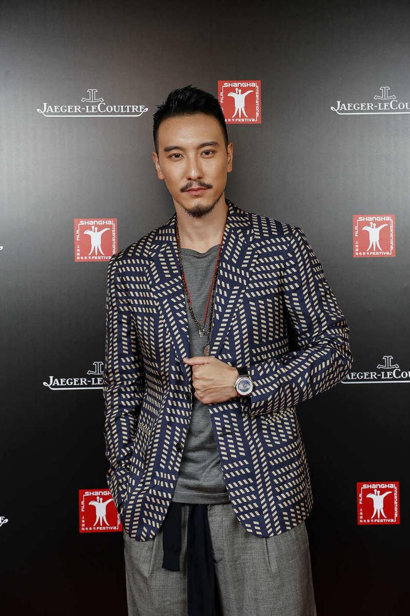 罗晋王阳明齐聚上海电影节