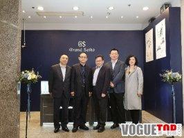 Grand Seiko冠蓝狮入驻上海三联集团所属亨达利钟表商店