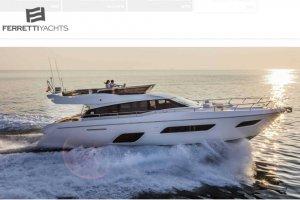 意大利豪华游艇生产商 Ferretti 10月中旬上市,估值达 10.8亿欧