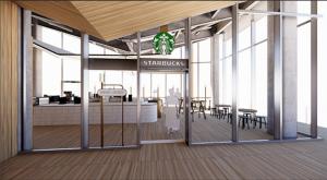 <b>星巴克日本推出全新智能门店,提供共享办公服务</b>