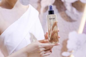 新西兰天然美学品牌Savar亮相进博会,为国人来带天然护肤哲学