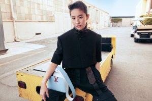 快讯 路易威登正式宣布演员刘亦菲成为品牌