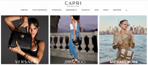 Capri集团最新季报:业绩持续改善,Versace将推出全新